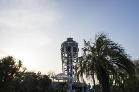 江之岛观测所灯塔(江之岛海蜡烛)免费图片