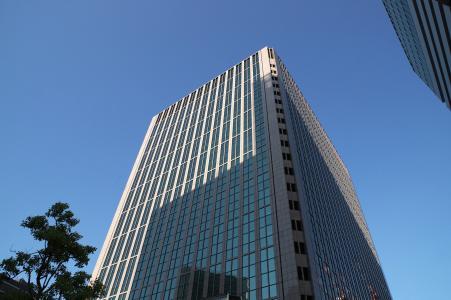 高层建筑(大阪)免费股票照片