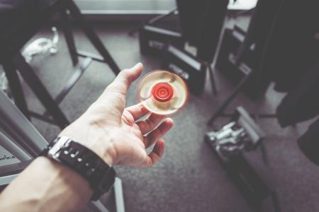 纺纱Fidget微调减压器