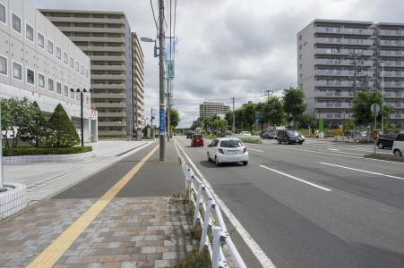 Nanjo Tru在札幌Atsubetsu-ku青叶町免费拍摄素材