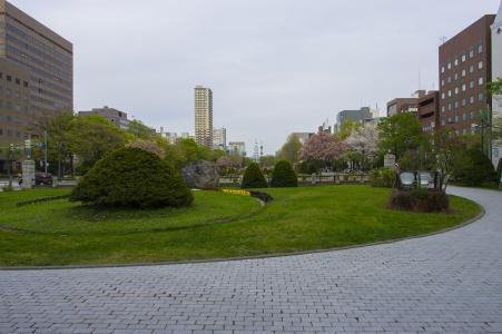 Odori Park免费股票照片