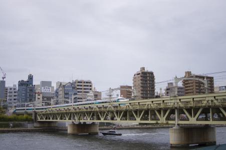 Sumidagawa and Tobu Limited Express免费图片