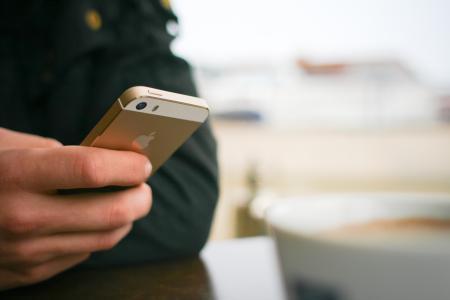 iPhone 5S背面