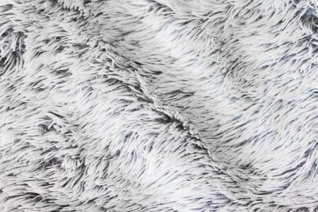 白色超级软的高堆毯子