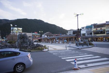 在JR日光站附近的免费照片
