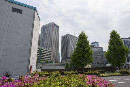 免费的东京建筑照片