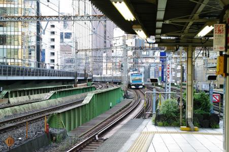 京滨东北线(有乐町站家)免费图片