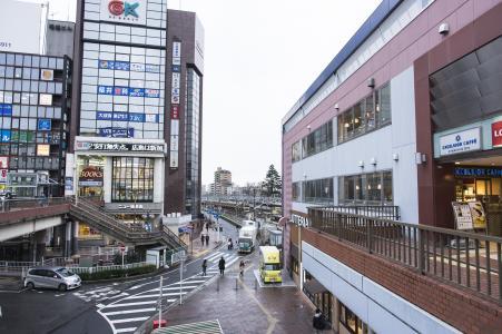 免费免版税库存照片在Tsudanuma驻地附近
