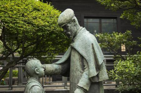 Nogi Shogun和Tsujima出售免费照片库存图片