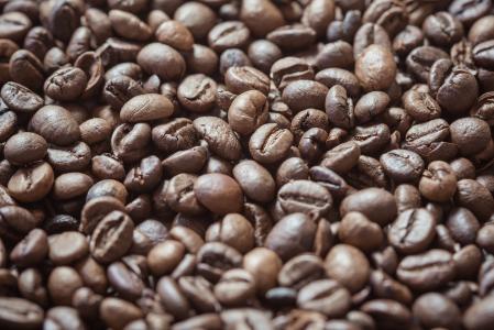 咖啡豆关闭