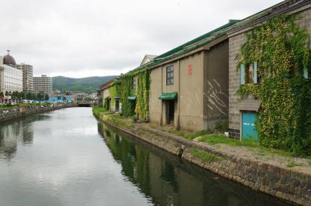 小樽运河免费图片