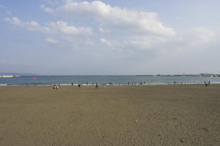 片濑东海滨海滩免费照片