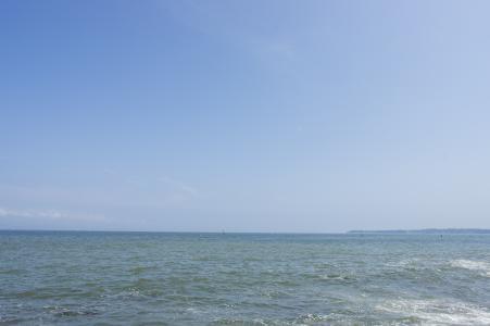 海的三浦海岸免费股票照片