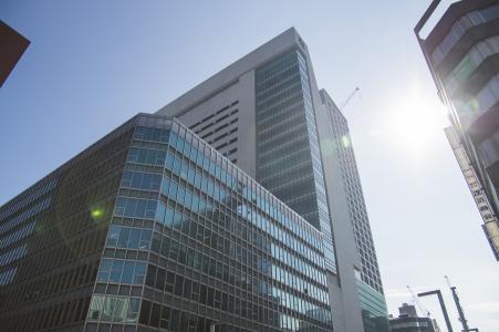 Nihonbashi免版税库存照片