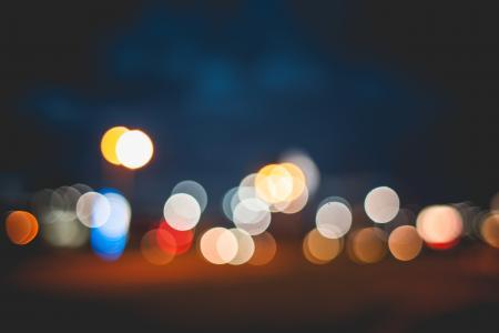 五颜六色的夜景第3卷