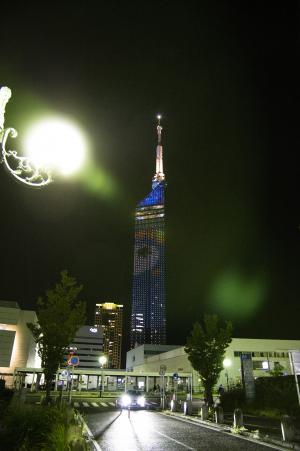 福冈塔免费图片