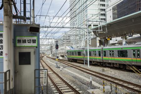 E233系列上野东京从东京站回家免费照片