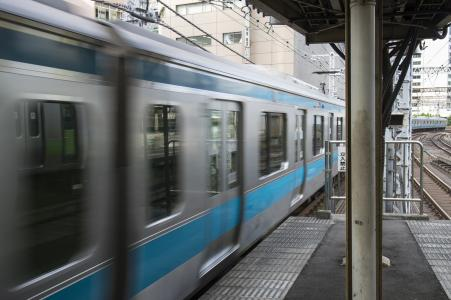 JR Keihin东北线免费图片