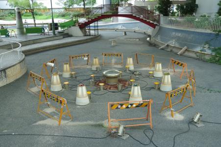 西梅田公园免费图片