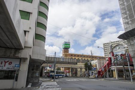 JR札幌站附近免费图片素材