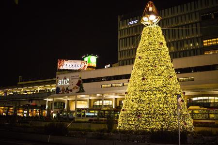 吉祥寺车站的灯饰免费照片