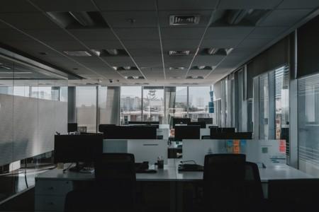 空置的办公室