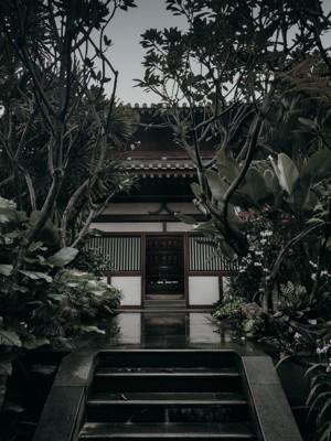 新加坡佛教寺庙