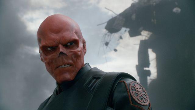 漫威超级反派红骷髅