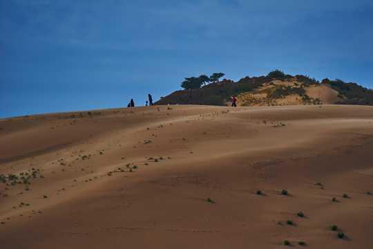 内蒙赤峰翁牛特旗景色图片