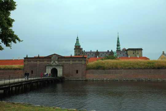 丹麦卡隆堡宫图片