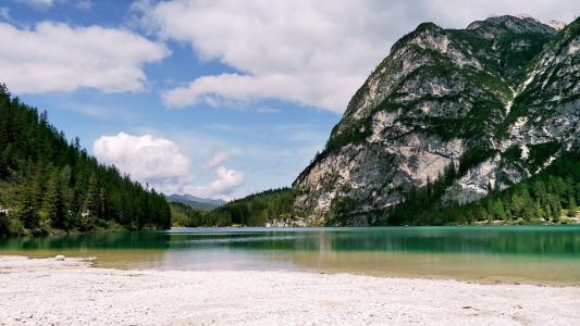 意境世界阿尔卑斯山