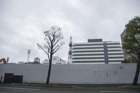 免费股票照片在札幌大通公园