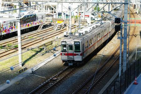 Tobu铁路免费股票照片