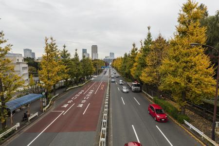 JR信浓町站附近的东京都城的免费照片319