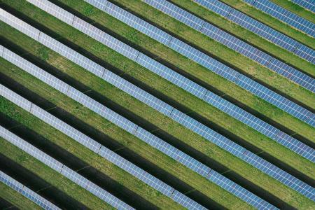 太阳能发电厂