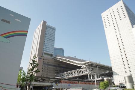 大阪站免费图片