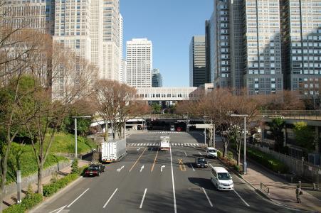 新宿免费股票照片