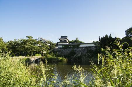 福冈城堡免费图片