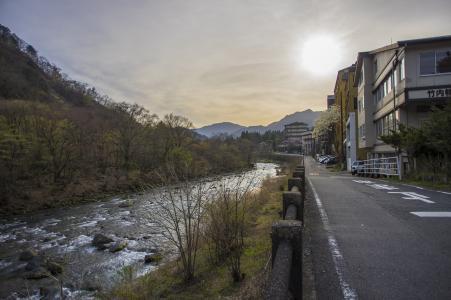 日光市河的免费照片