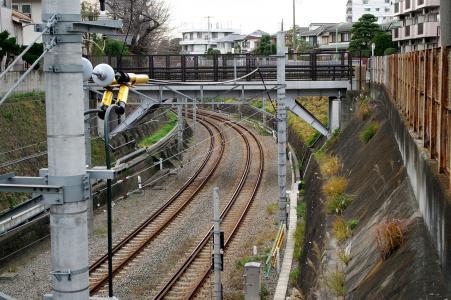 轨道上的免费照片(近上野发站)