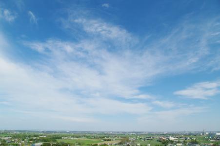 从Moerenuma公园看到的Gojo方向免费图片
