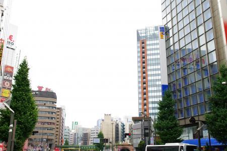 在市中心秋叶原的免费股票照片