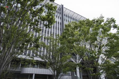 JR博多駅のフリー写真素材