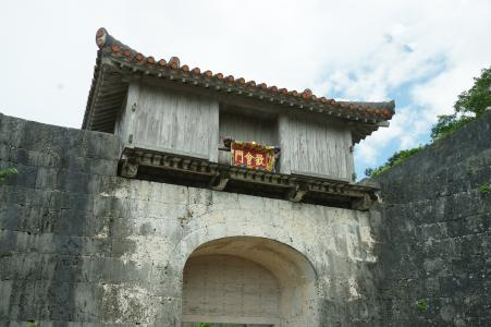 首里城堡(冲绳)免费图片
