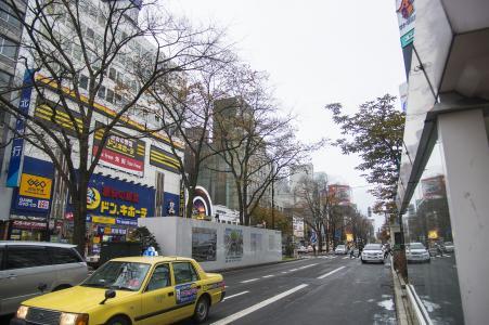 在札幌Tanukiji周围免费图片
