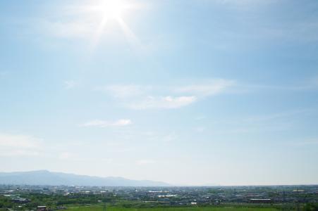 在Moerenuma公园看到的札幌地区的免费材料