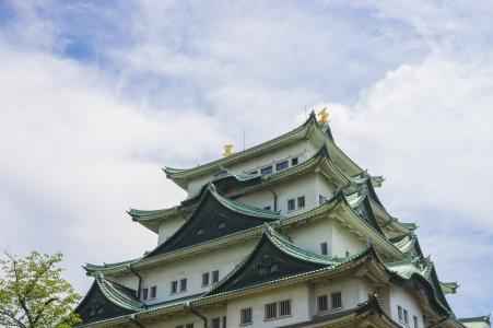 名古屋城堡免费图片