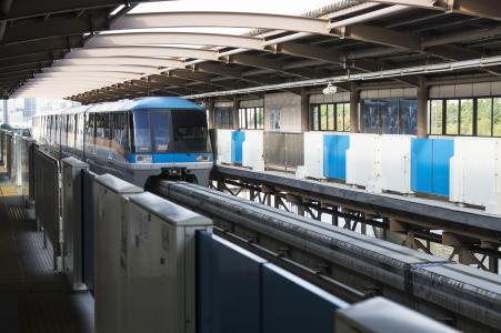 东京单轨免费股票照片