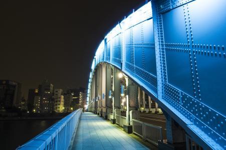 永久桥免费股票照片