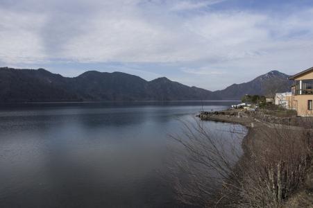 中禅寺湖免费股票照片